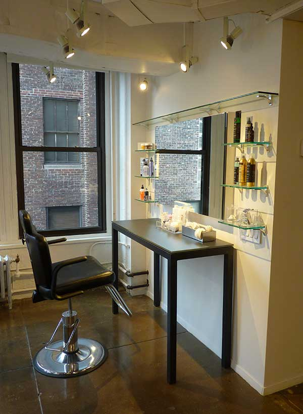 Sneak Peak: MWS Pro Beauty Hair Salon - Manhattan Wardrobe Supply