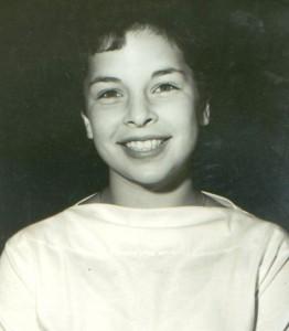 Nancy age 13