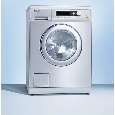 Miele stainless steel washing machine