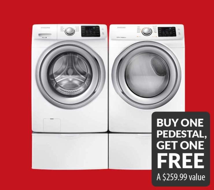 Samsung Laundry Pair