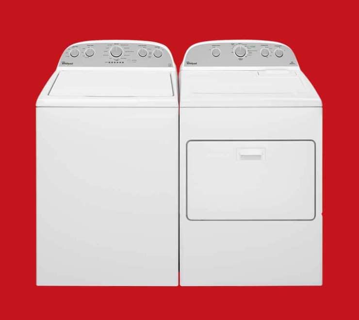 Whirlpool Laundry Pair