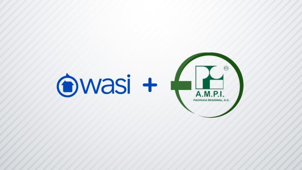 AMPI Pachuca incluye a Wasi como nuevo aliado de tecnología inmobiliaria