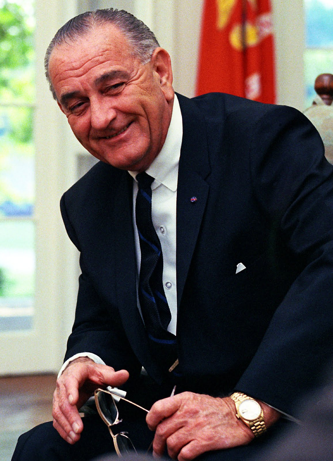 Presidents and their Timepieces  LBJ  The Watch Doctor