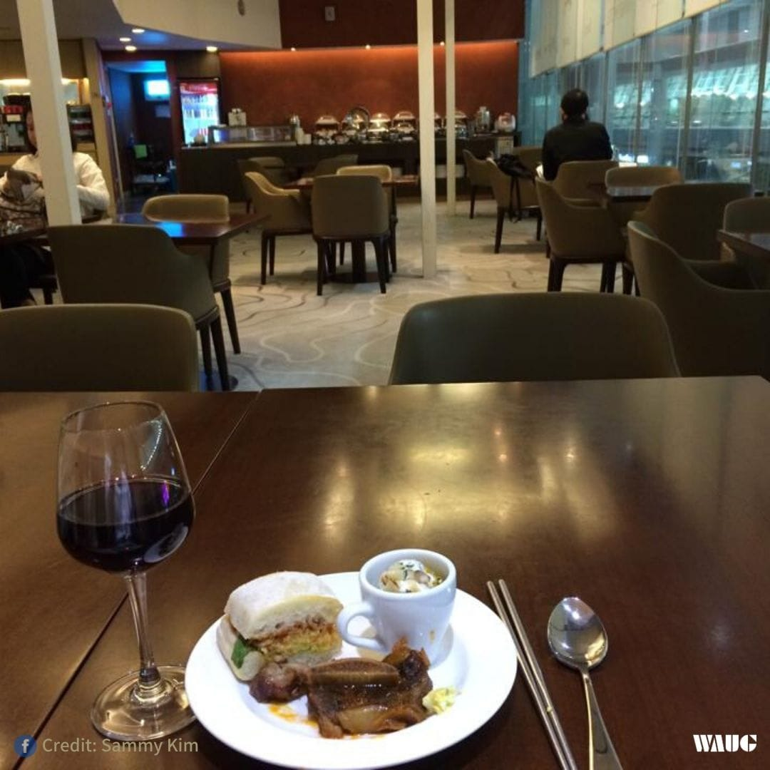 Best lounge in incheon airport terminal 1