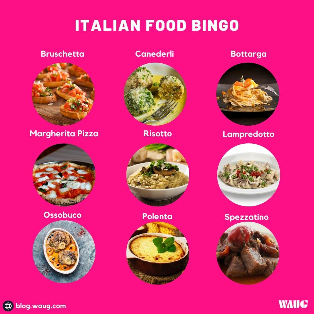 food-bingo-italian