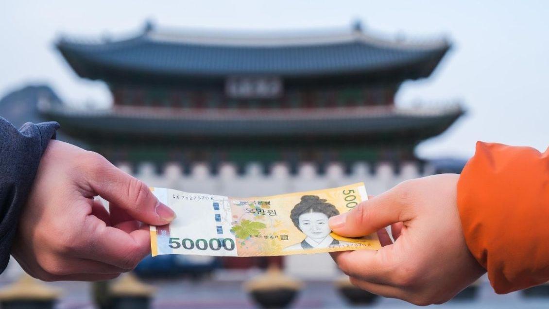 currency-exchange-korea