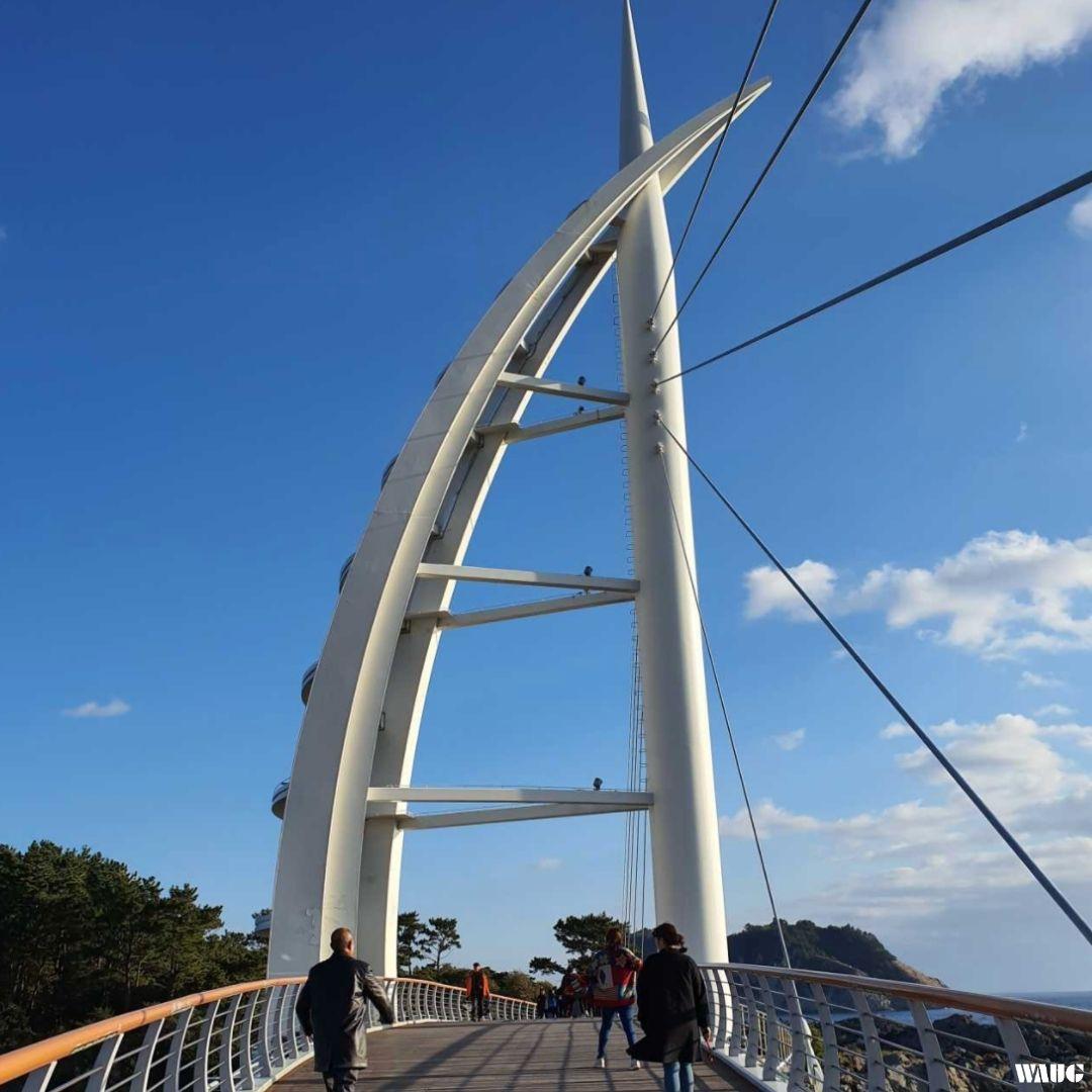 Jeju Tour Saeyeon Bridge