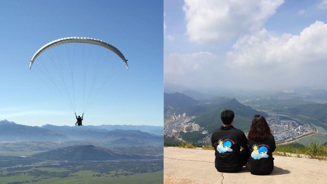 paragliding-in-korea