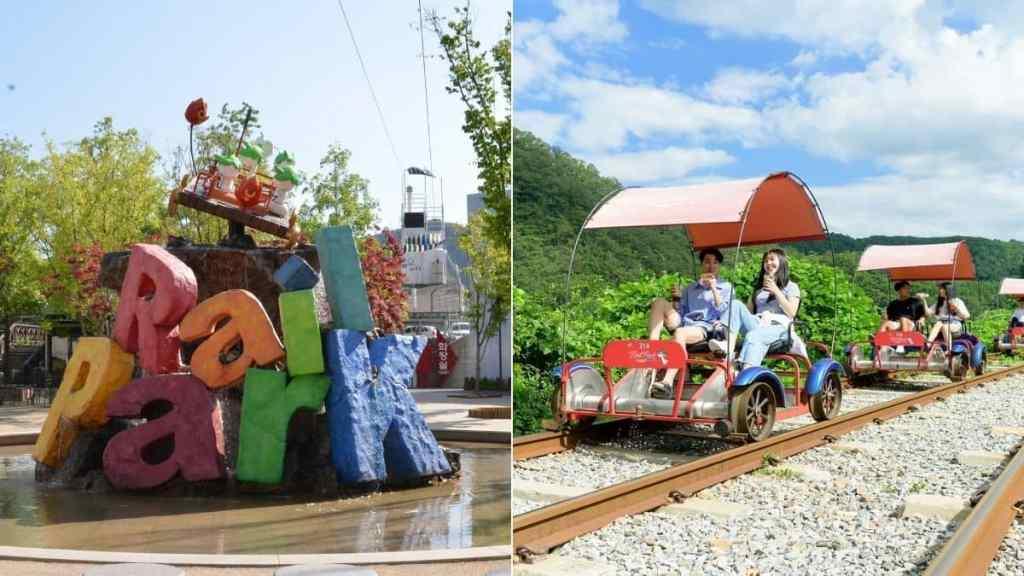 gangchon-rail-bike