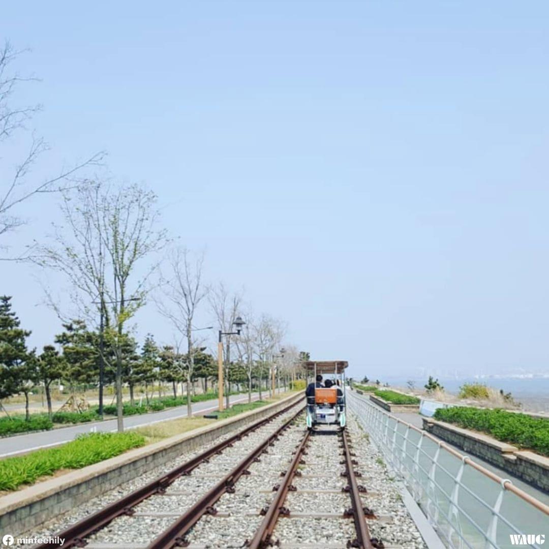 incheon-seaside-rail-bike-yeongjongdo