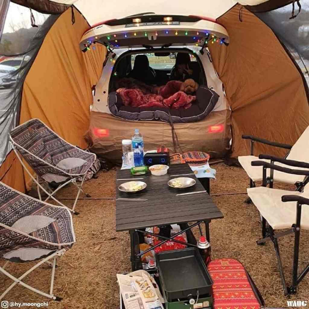 camping car korea price 2