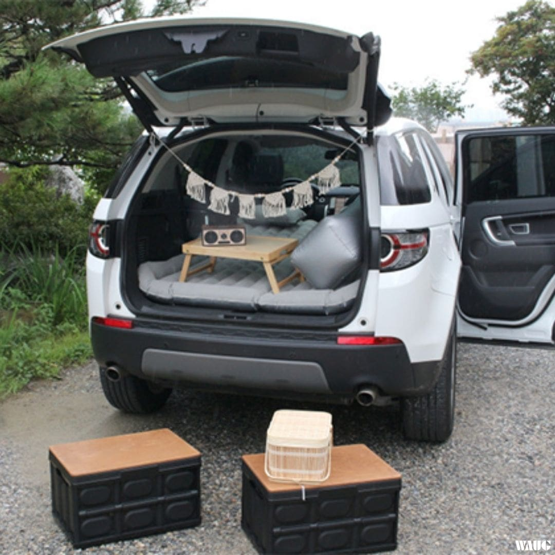 camping car made in korea