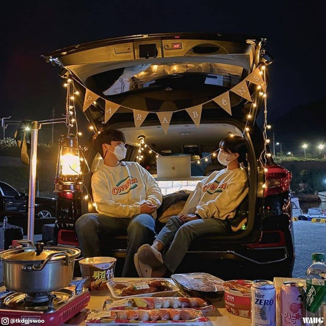 car camping korea price cha-bak