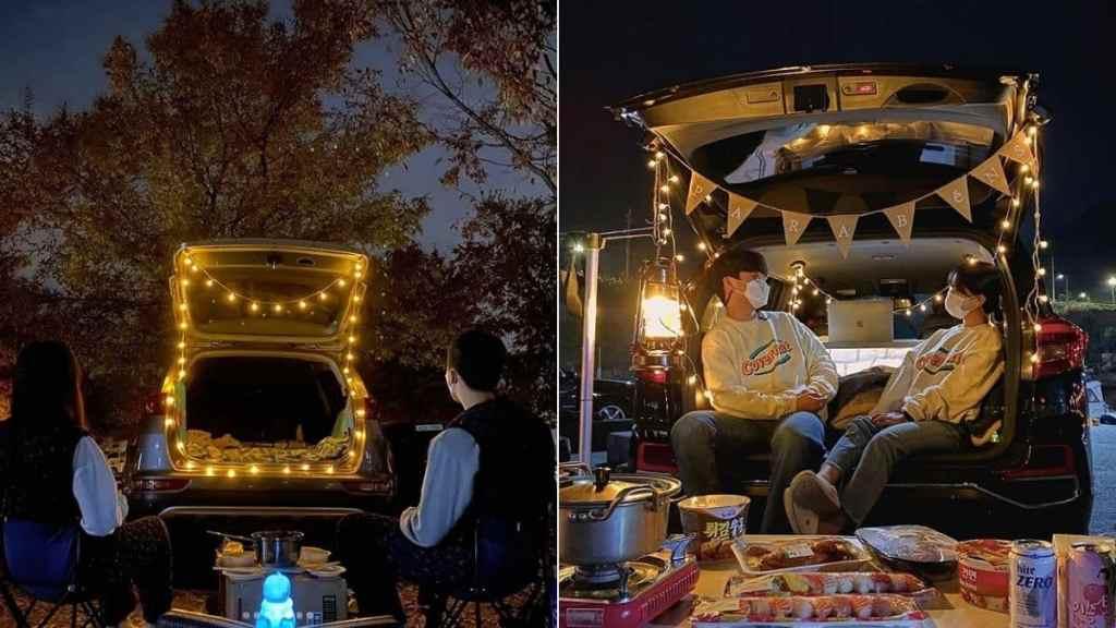car-camping-korea