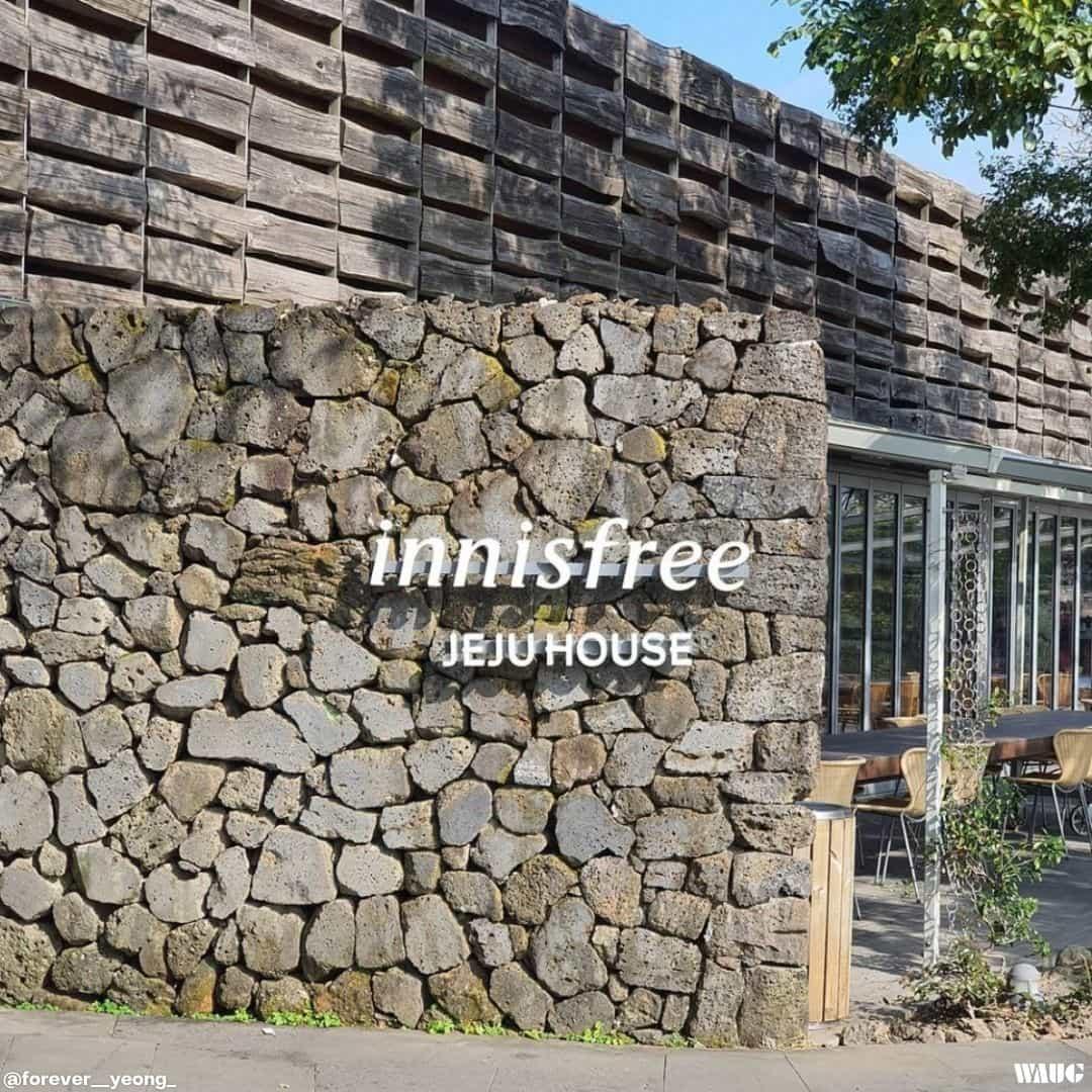 Innisfree Jeju House address review