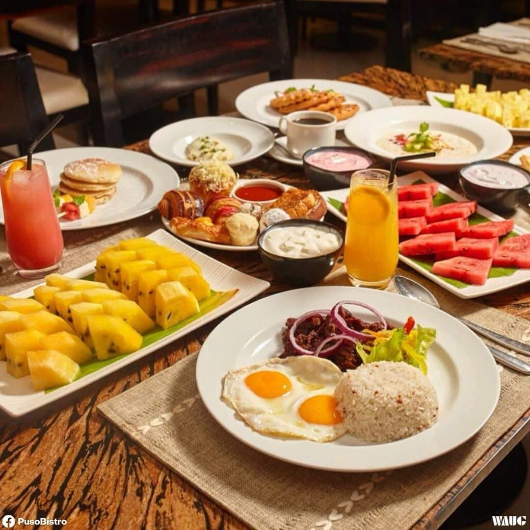 puso bar and bistro cebu buffet price 1