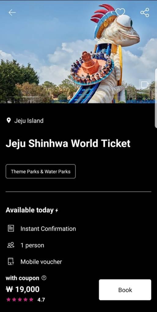 shinhwa-world-theme-park-ticket-price