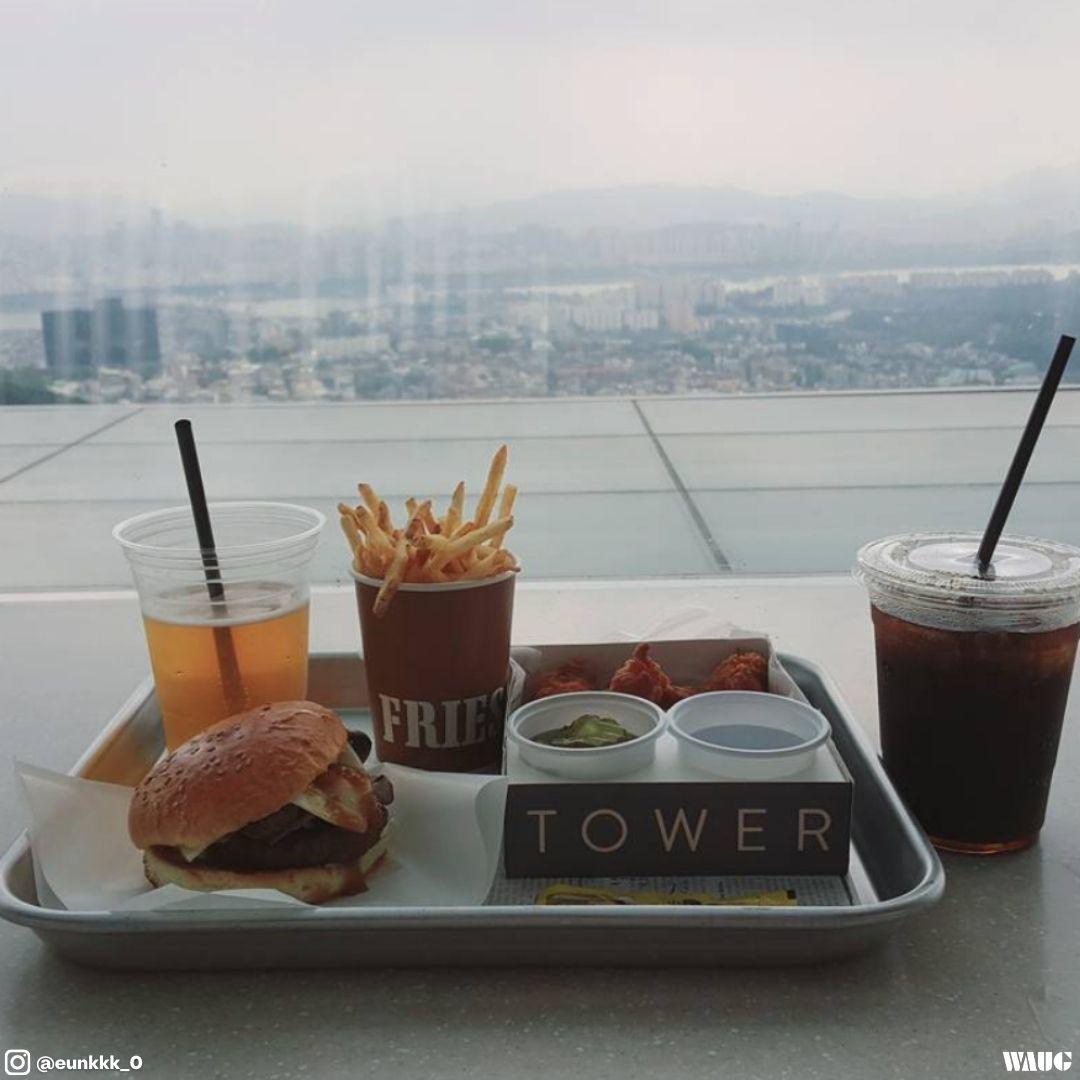 n-seoul-tower-restaurant-n-seoul-burger-price-menu-hours