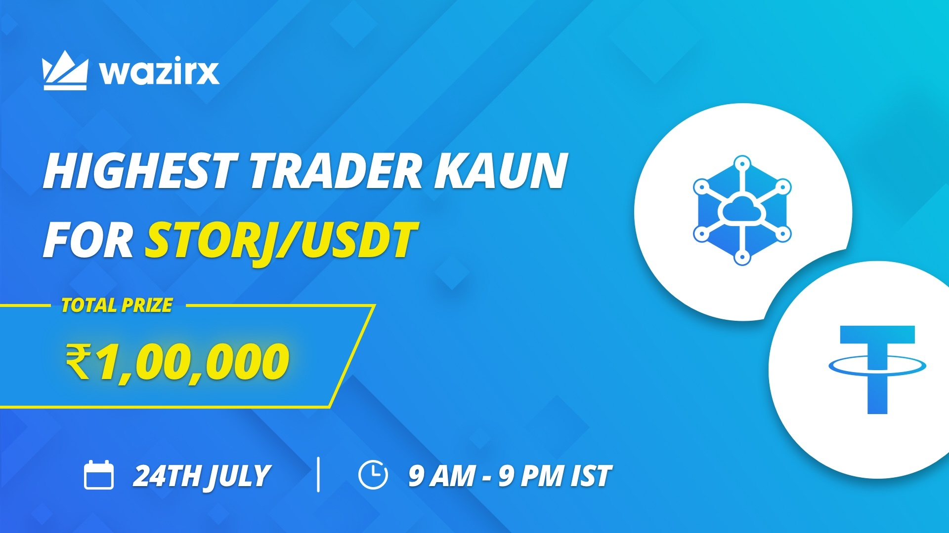 Highest Trader Kaun for STORJ/USDT