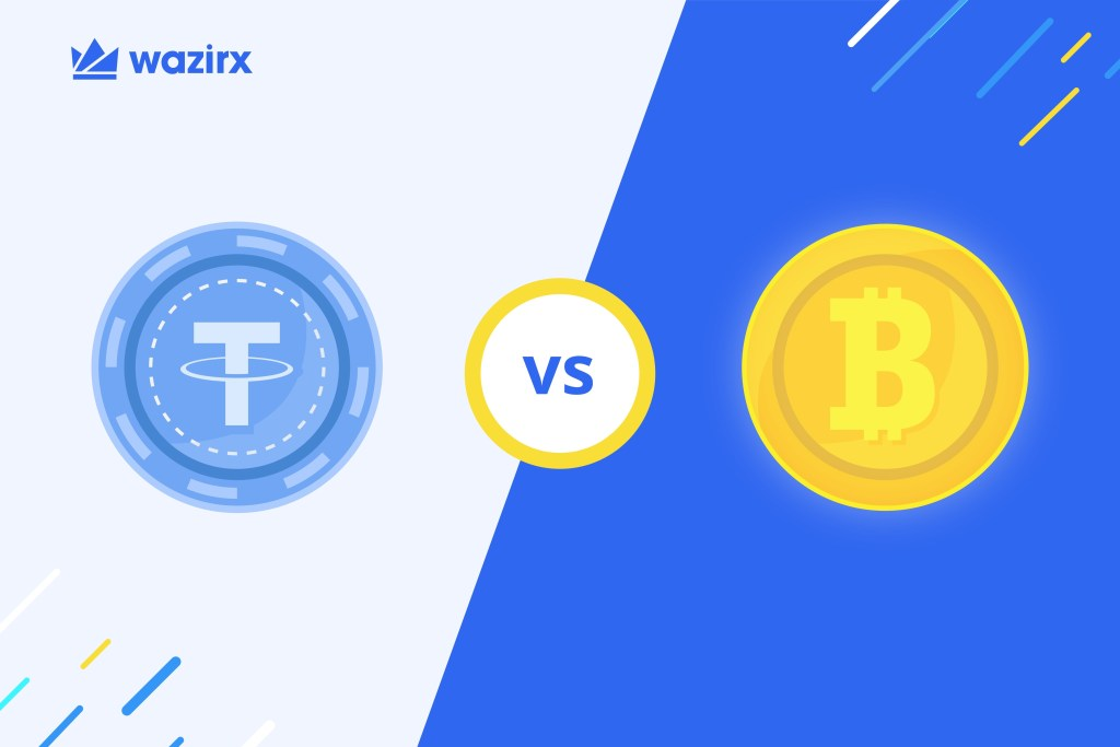 Difference between token and Bitcoin-WazirX