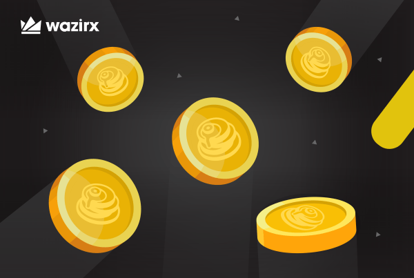 PancakeSwap (CAKE) is listed on WazirX
