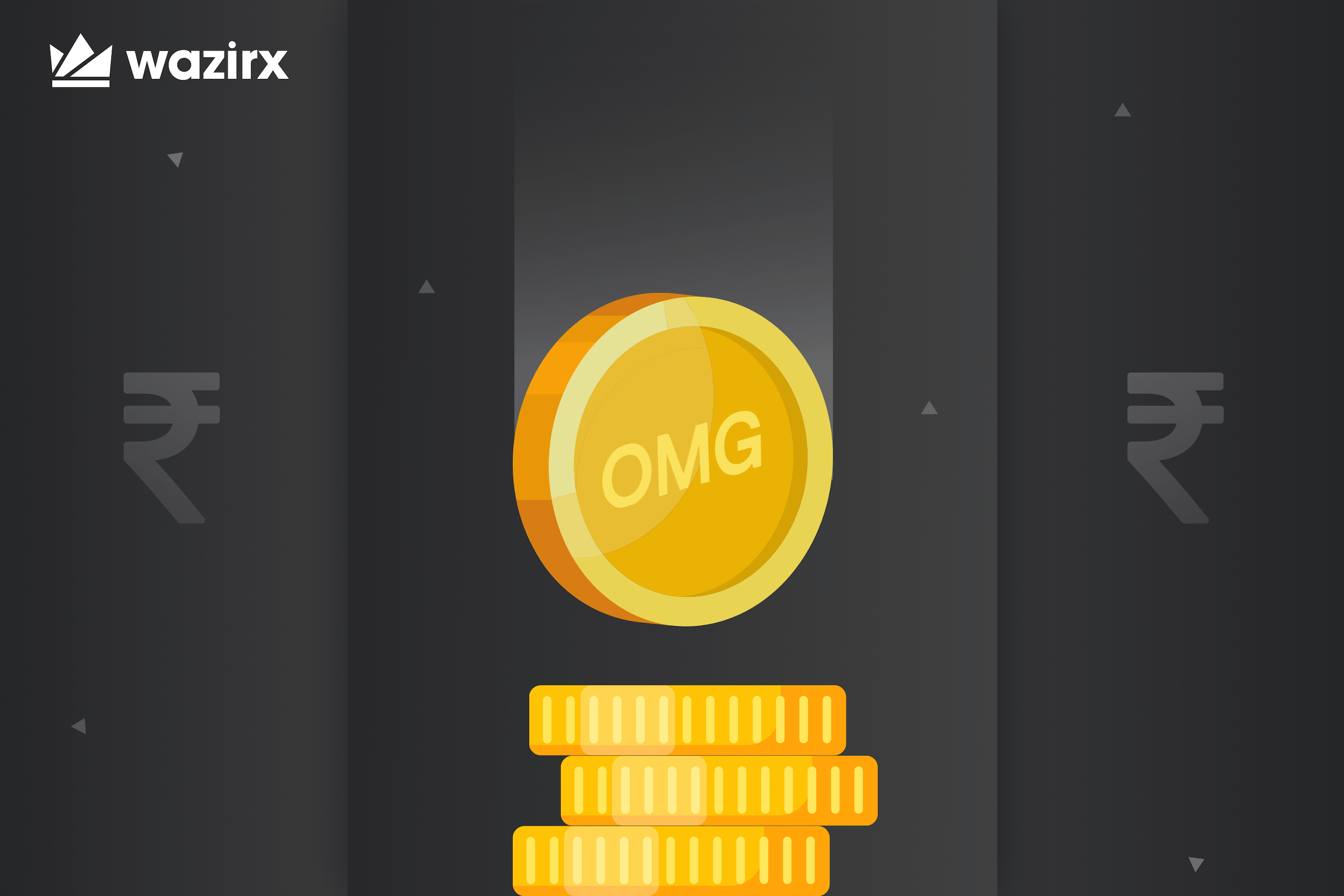 OMG/INR trading is live on WazirX