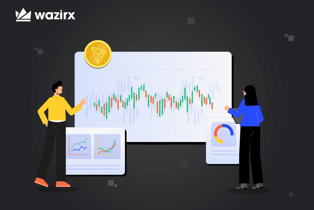 TRON Price Prediction 2021 - WazirX