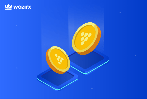 RLC is listed on WazirX