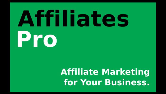 affiliate pro