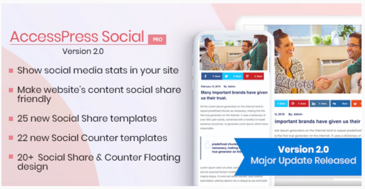 Social Share Plugins for WordPress