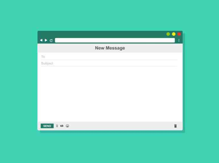 Design your email