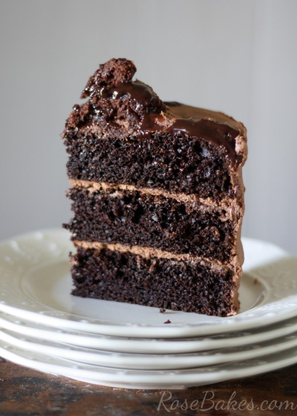 One-Bowl-Chocolate-Cake