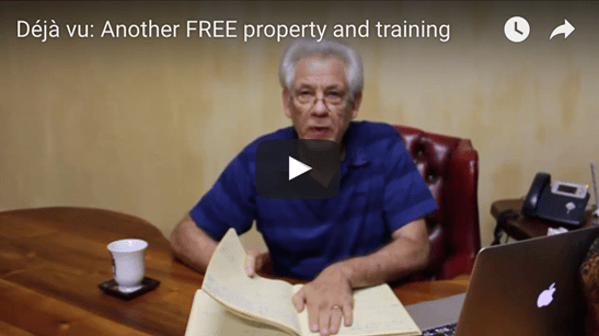 [WIT] #1 Déjà vu: Another FREE Property Training