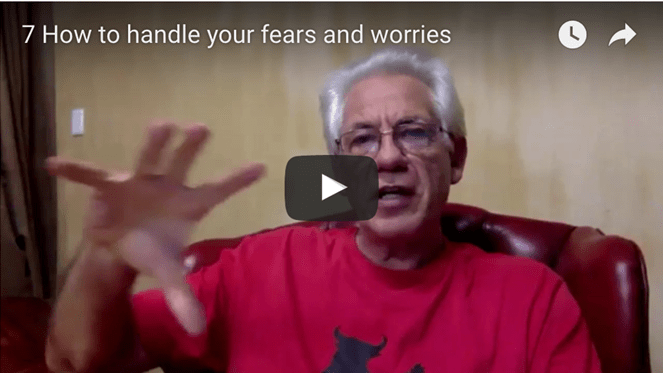 [WIT] #7  How To Handle Your Fears And Worries