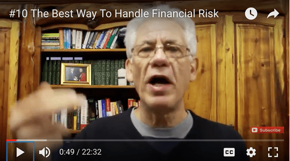 [WIT] #10 The Best Way To Handle Financial Risk