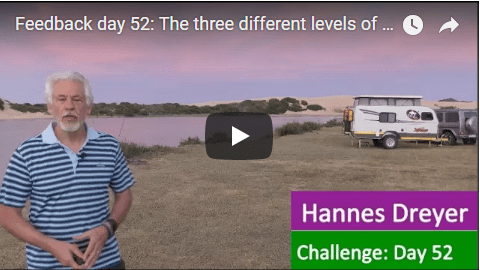 [Day 52] The Three Different Levels Of Financial Freedom