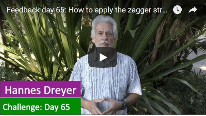[Day 65] How To Apply The Zagger Strategy To Turn 2 Cents Into $20,000 In Less Than A Year
