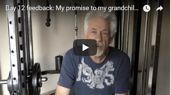 [Day 12] Feedback: My Promise To My Grandchild… And The BS Of The Personal Financial Industry