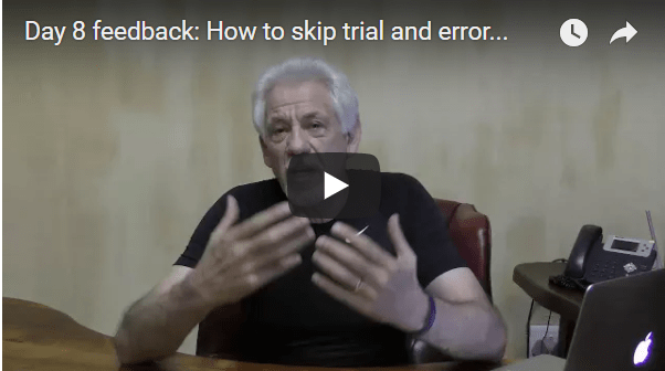 [Day 08] Feedback: How To Skip Trial And Error…