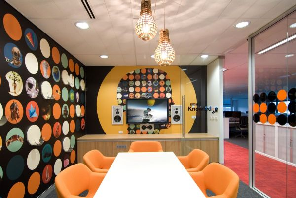 fun office design ideas How Your Meeting Room Can Make Meetings Cool | We Are