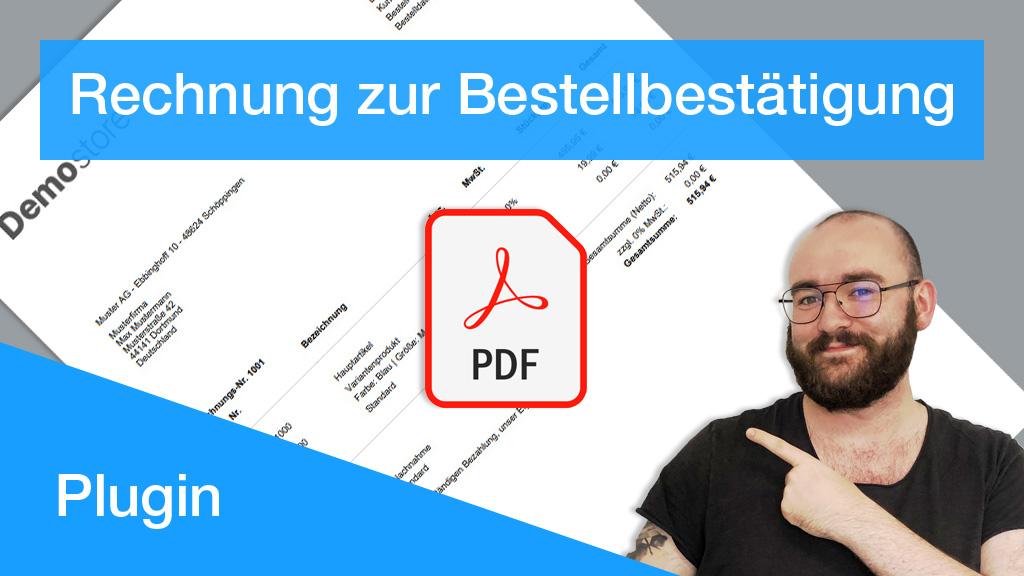 shopware-plugin-pdf-rechnung-bestellbestätigung