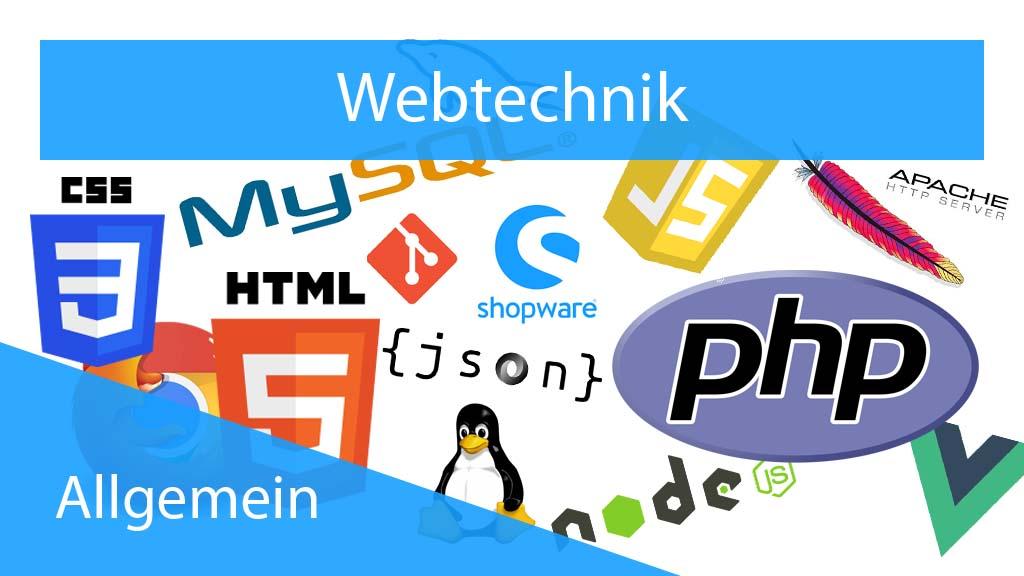 Webtechnik - Thumbnail