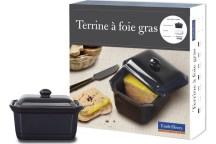 Coffret EMILE HENRY terrine à foie gras