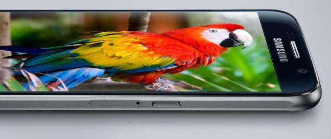 Samsung Galaxy S6 écran