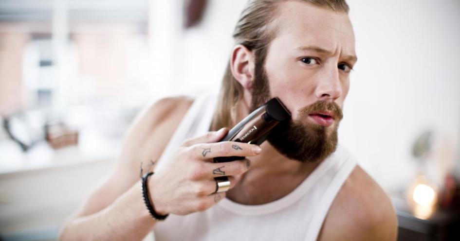 Entretien de sa barbe