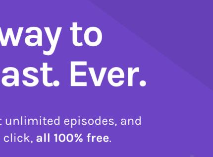 透過 anchor.fm 建立 Podcast