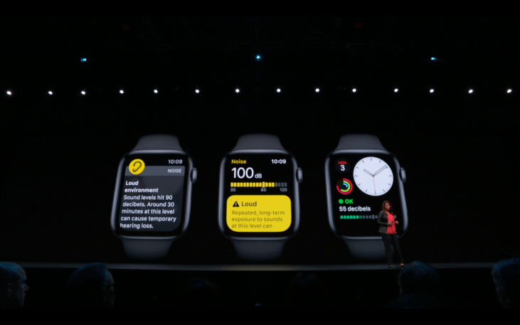 WWDC19 - watchOS - Noise