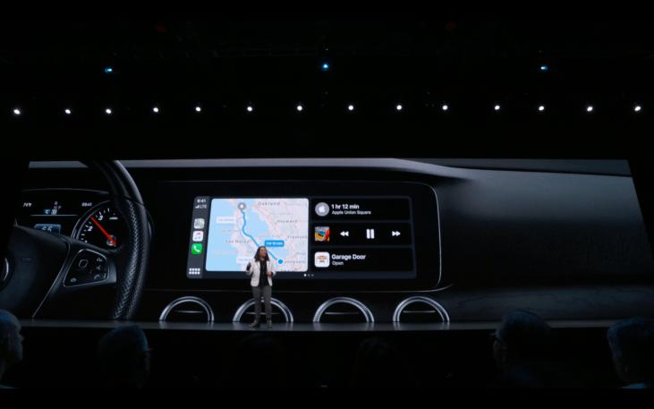 WWDC19 - iOS - CarPlay