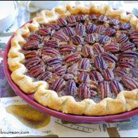 Classic Kahlua Pecan Pie