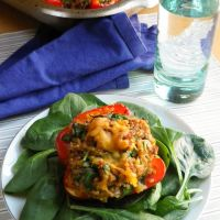 Heart Healthy Stuffed Peppers